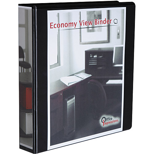 042167807436 Upc Office Impressions Economy D Ring Vinyl