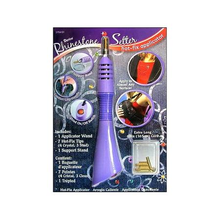 adc215535408 Darice Hot Fix Applicator Rhinestone Setter - Walmart.com