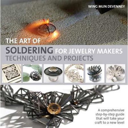 The Art of Soldering for Jewelry Makers : Techniques and Projects](Halloween Art Projects Pinterest)
