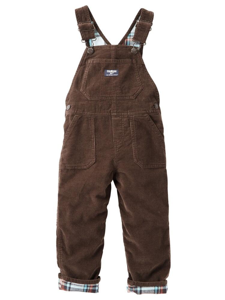 OshKosh BGosh Baby Boys Buffalo Shortalls