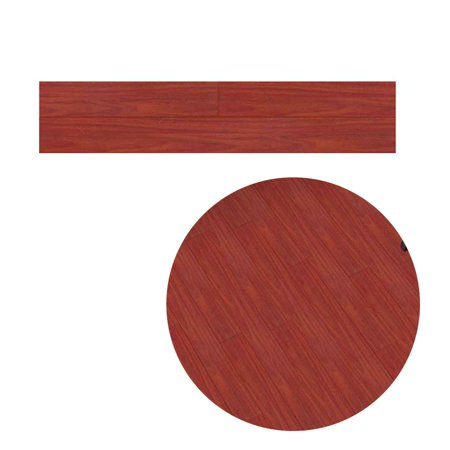 5m Self Adhesive Wood Grain Floor Contact Paper Covering