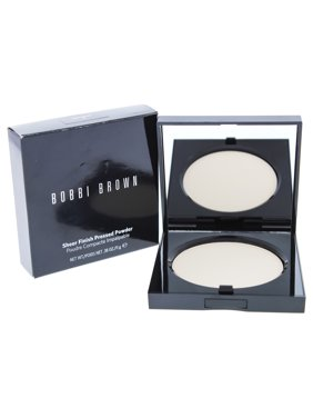 Sheer Finish Pressed Powder - 01 Pale Yellow by Bobbi Brown for Women - 0.38 oz Powder