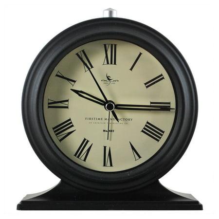 FirsTime Antollini Tabletop Clock Leaf Tabletop Clock
