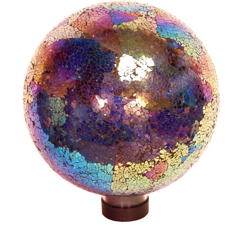 "Echo Valley 8196 10"" Arco Iris Mosaic Gazing Globe"