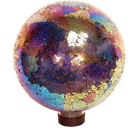 Echo Valley 8196 10  Arco Iris Mosaic Gazing Globe