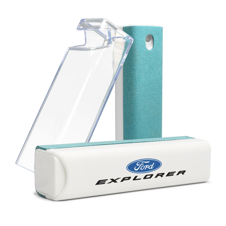 Ford Explorer Blue Microfiber Screen Cleaner for Car Navigation, Cell Phone
