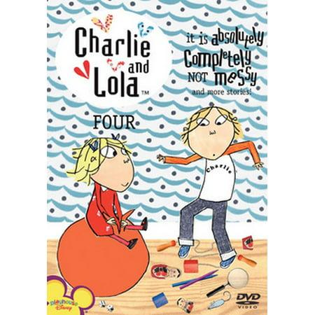 Charlie & Lola: Volume 4 - Charlie E Lola Halloween