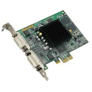 Matrox G55-MDDE32F G550 32MB PCI Express x1 Workstation Video Card