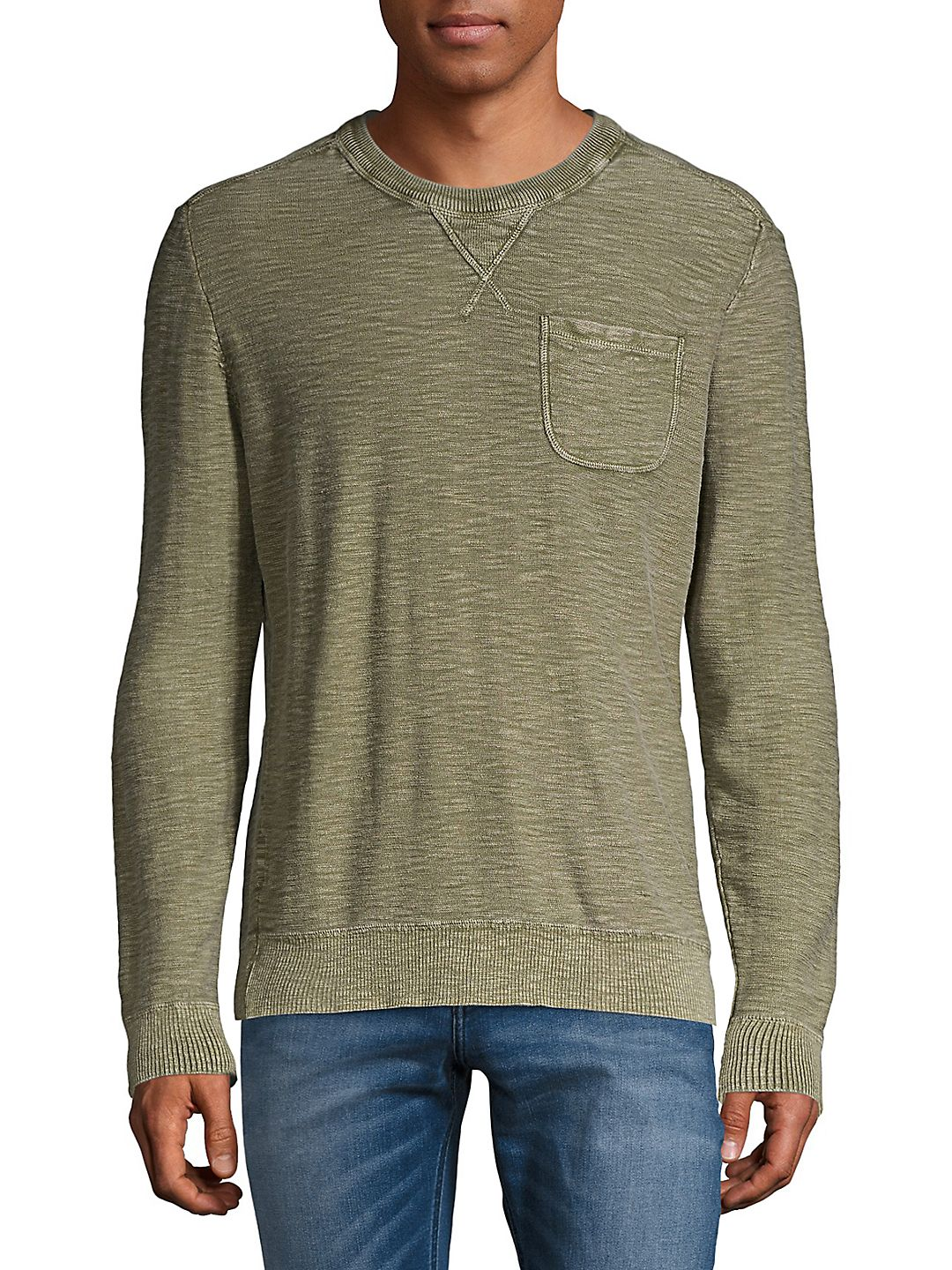 Welter Weight Heathered Cotton Top