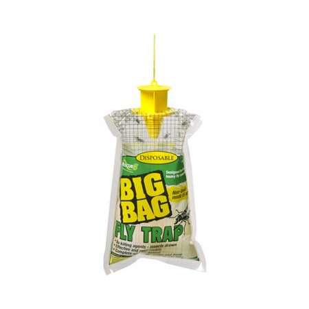 Big Bag Fly Trap - Sterling International BFTD-DB12 Fly Trap, Big Bag