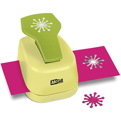 McGill Paper Blossoms Paper Punch, Starburst by Sundance
