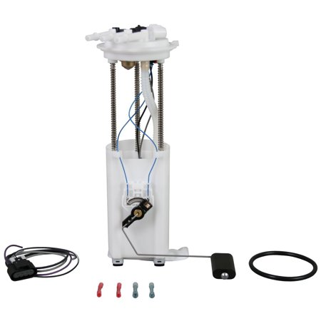Quantum Fuel Pump Assembly w/ Sending Unit Chevrolet Blazer 4.3L 2-Door 1997 - 2002 1997 Chevrolet Blazer Axle