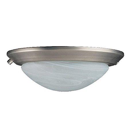 Concord Fans 2 Light Bowl Ceiling Fan Light Kit Walmart Com