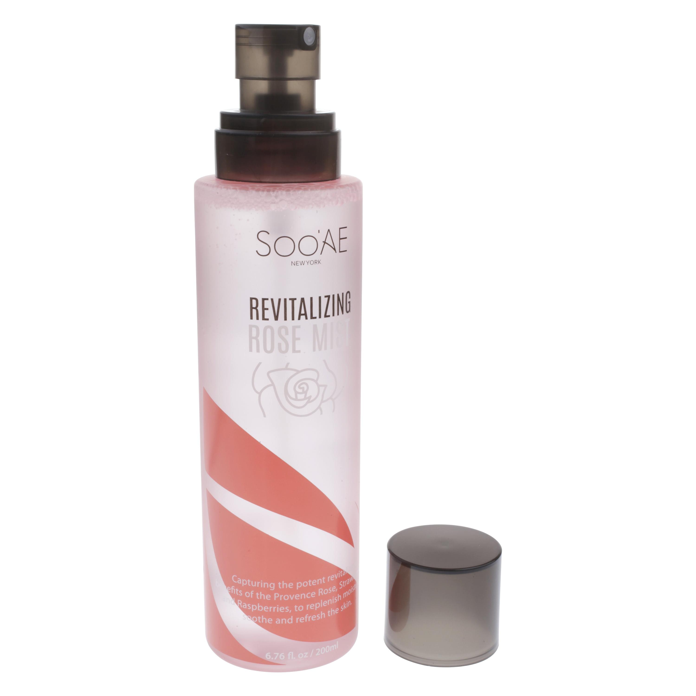 SooAE Revitalizing Rose Mist, 6 76 Fl  Oz