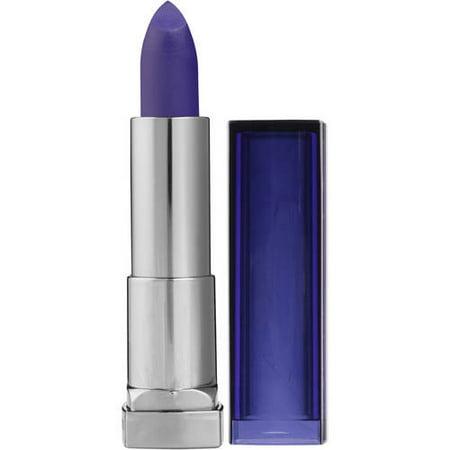 Maybelline Color Sensational The Loaded Bolds Lipstick, 835 Sapphire Siren, 0.15 Oz