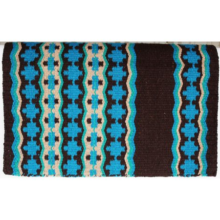 34x36 Horse Wool Western Show Trail SADDLE BLANKET Pad Rug  36377P (Horse Saddle Blanket Pad)