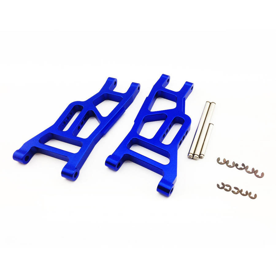 Atomik Alloy Front Lower Arm Traxxas Slash 2WD, 1:10, Blue