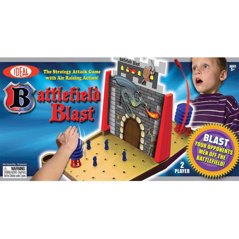Ideal Battlefield Blast Tabletop Game