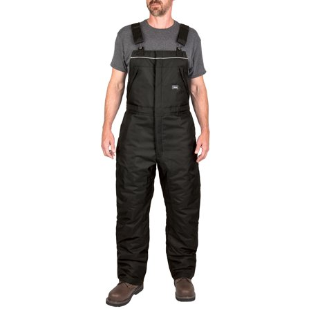 Men's Enduro Zone Poly Duck Insulated Bib
