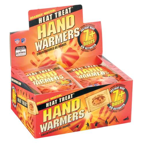 Grabber Hand Warmers, Box of 40 pairs