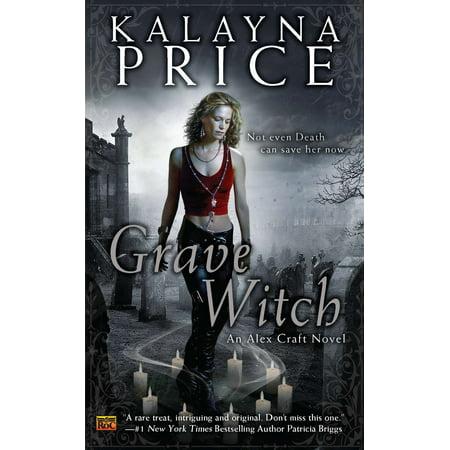 Grave Witch : An Alex Craft Novel - Fourth Grade Halloween Crafts