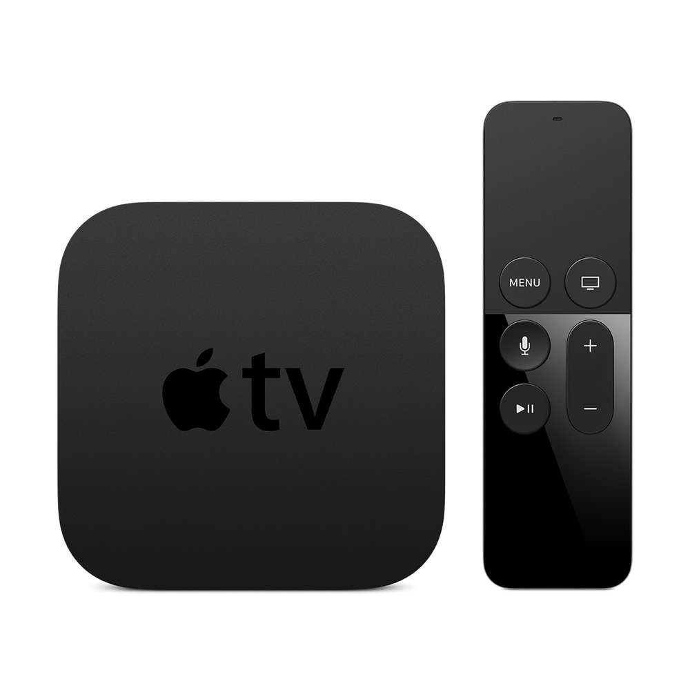 Apple TV (4th Generation) 32GB 1080p HD Multimedia Set-To...