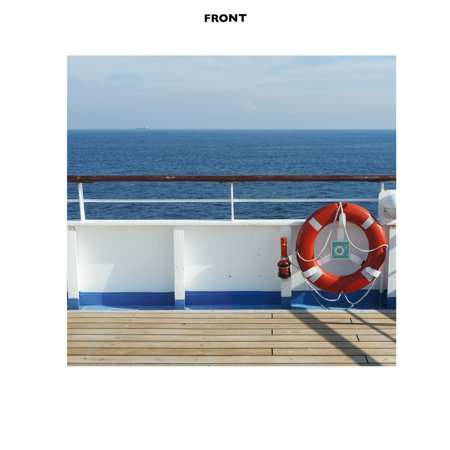 Cruise Ship Deck Backdrop](Cruise Ship Decorations)