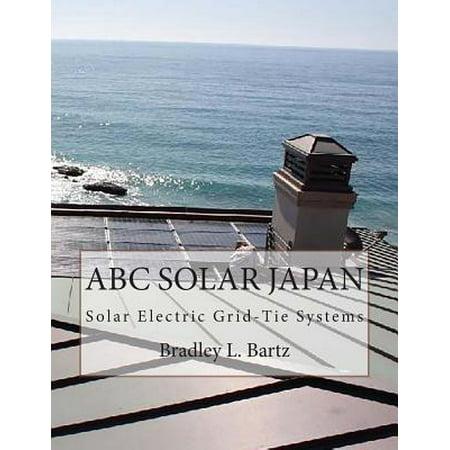 ABC Solar Japan : Solar Electric Grid Tie Systems