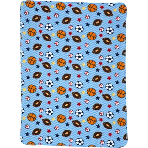 Garanimals Boys' Fleece Blanket