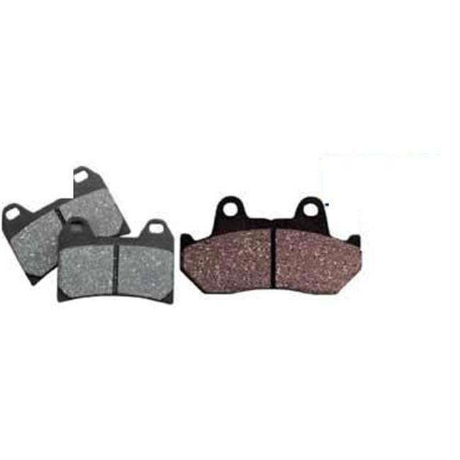 K&L K Supply 32-2294 Brake Pad Set - Kawasaki & Suzuki FA188
