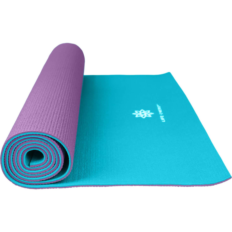 Life Energy Reversible Yoga Mat, Amethyst By Global
