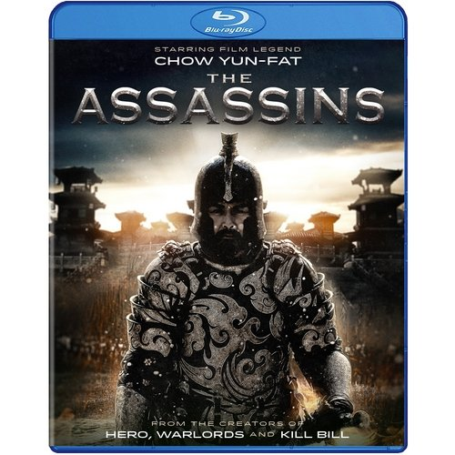 The Assassins (Blu-ray)
