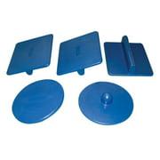 "CanDo® Balance Board - Heavy Duty - Round 16"" Diameter Wobble Board - 3"" Height - Advanced"