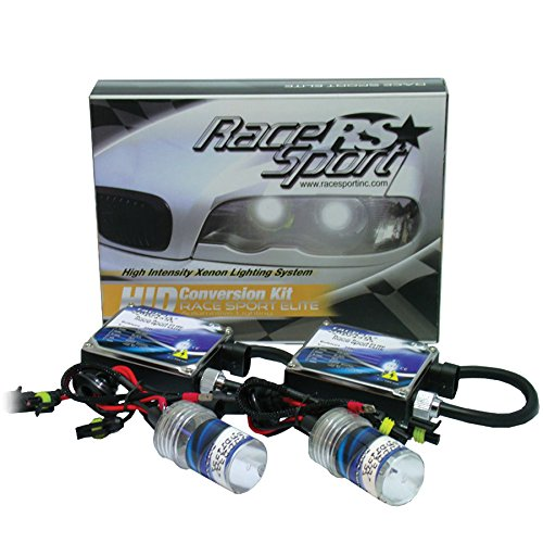 Race Sport 9006 6k 35 Watt Elite Hid Kit (9006-6k-sb)