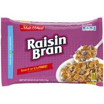 Breakfast Cereal: Malt-O-Meal Raisin Bran