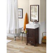 Ronbow Popular Juliet 18'' Single Bathroom Vanity Set