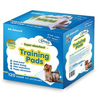 "Regular Training Pads, 17.5""x23.5"", 120 ct"