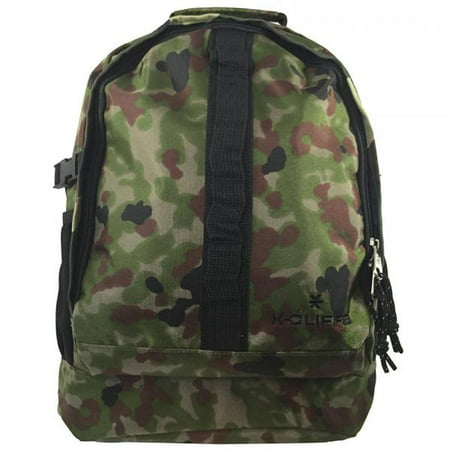 Camo Backpack Student Bookbag Military Daypack Army Travel College School Bag - Camo Bookbag