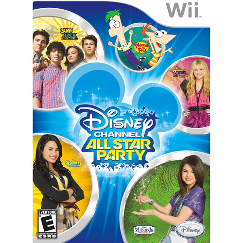 Disney Channel All Star Party (Wii)