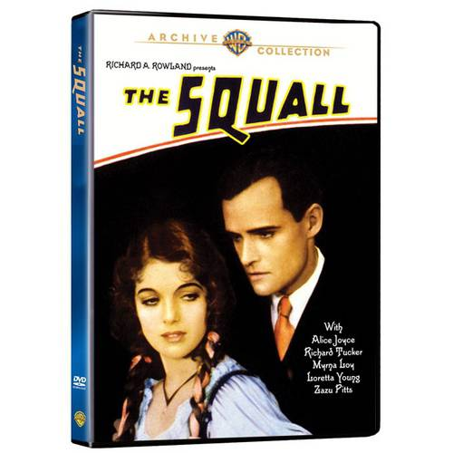 The Squall (1929) (Full Frame)