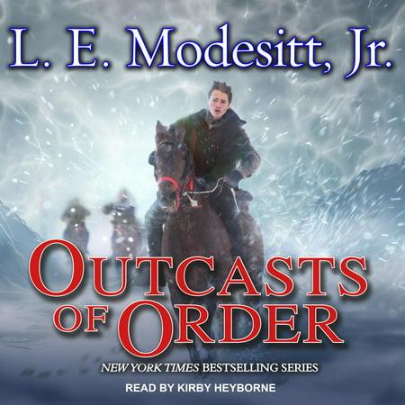 Saga of Recluce: Outcasts of Order (Audiobook) - Walmart.com