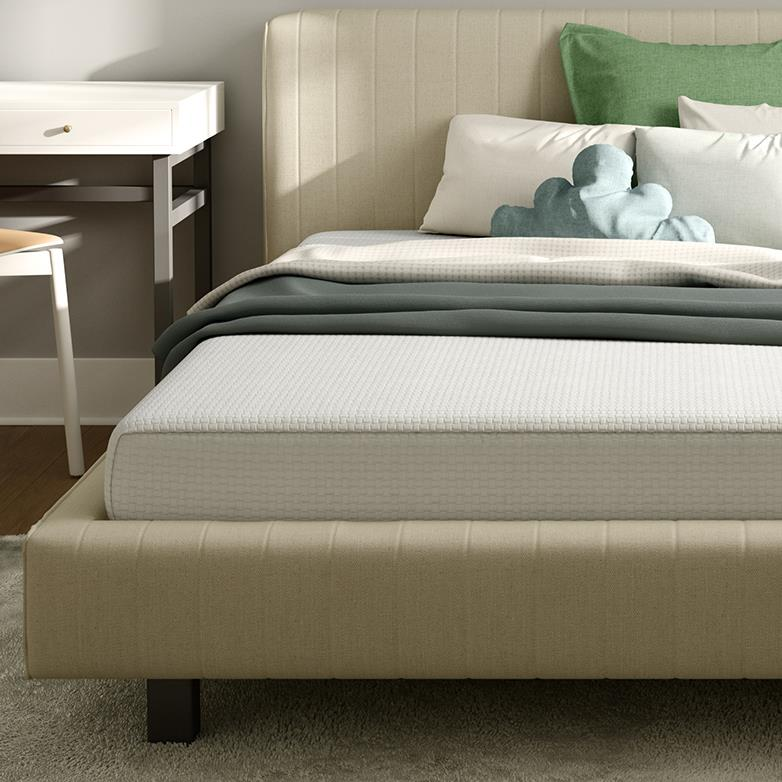 Signature Sleep Gold Series CertiPUR-US 6 Inch Memory Foam Mattress, Multiple sizes