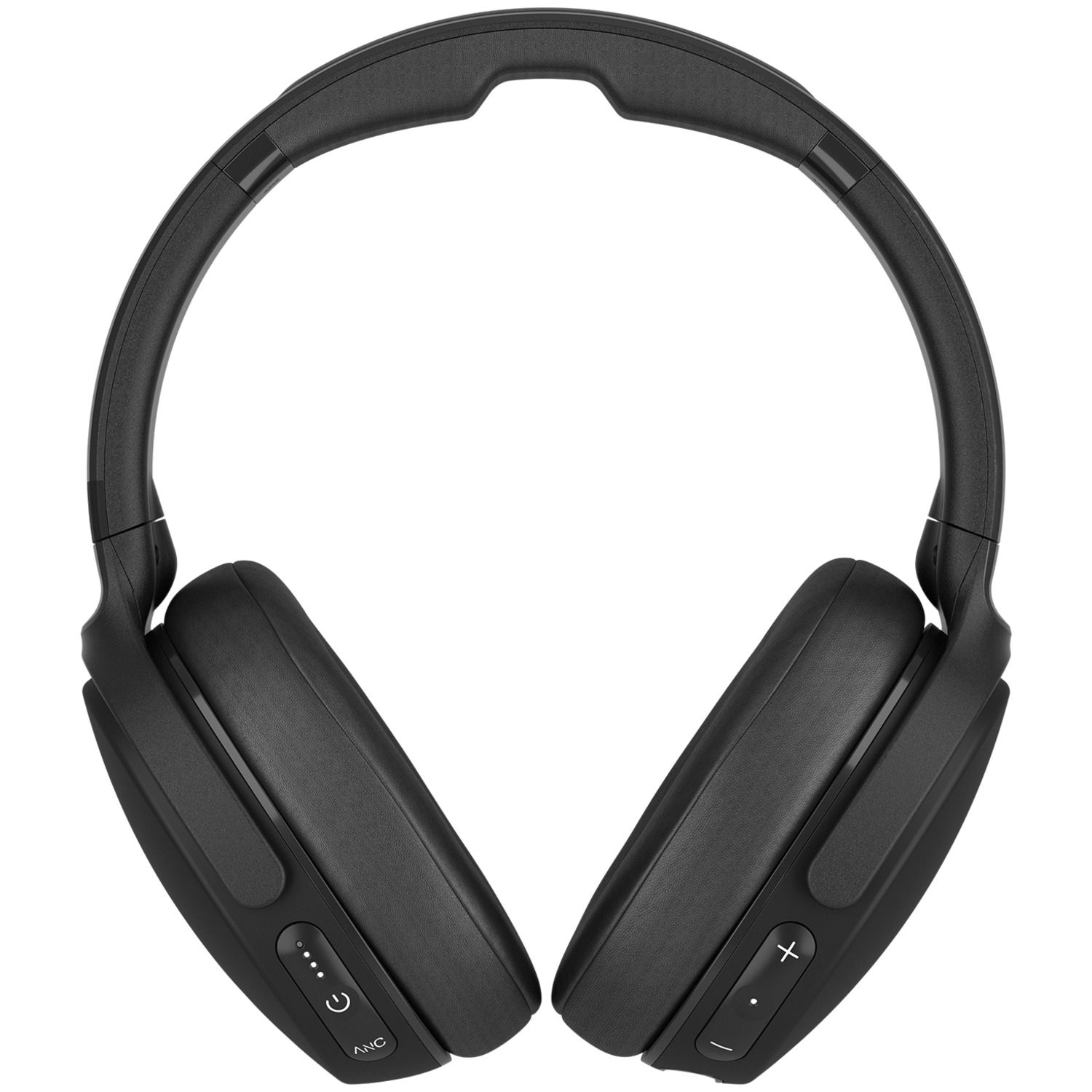 Skullcandy S6HCW-L003 Venue Over-Ear Active Noise-Canceling Bluetooth Headphones (Black)