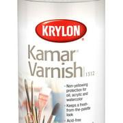 Krylon Kamar Varnish, 11 oz.