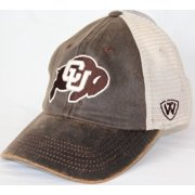 "Colorado Buffaloes NCAA Top of the World ""Scat Mesh"" Adjustable Slouch Hat"