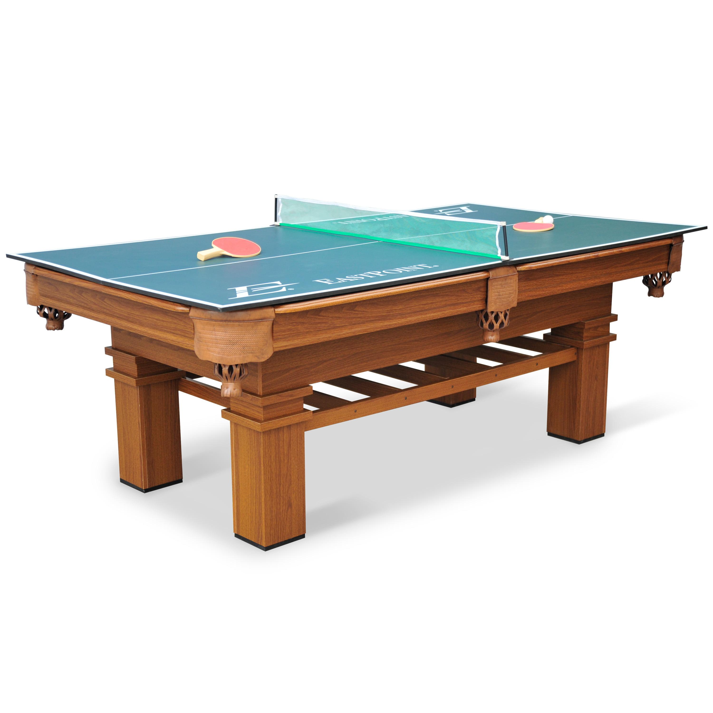 Eastpoint Sports 87 Sinclair Billiard Table With 4 Piece Table Tennis Top Walmart Com Walmart Com
