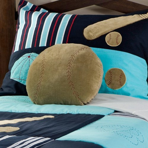 Rizzy Rugs Baseball Bed Set