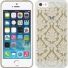 iPhone 5S Case, iPhone SE Case, by Insten Lace Rubberized Hard Snap-in Case Cover For Apple iPhone 5/5S