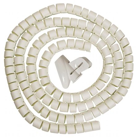 White Large Cable Zipper - image 1 de 1