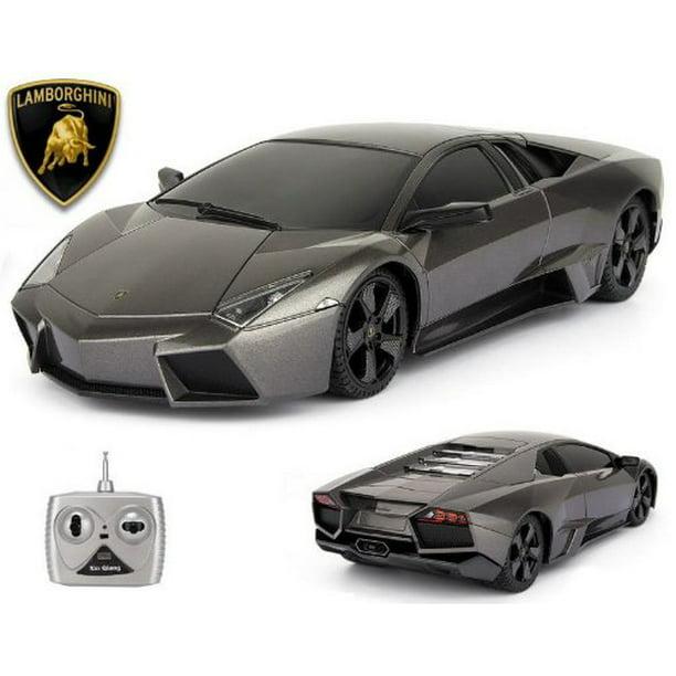 Radio Remote Control Lamborghini Reventon 1 18 Scale Rc Car Walmart Com Walmart Com